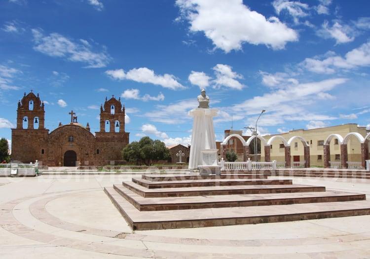 Place centrale, Laja