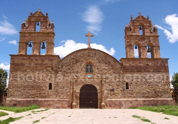 Pueblo de Laja, Bolivia