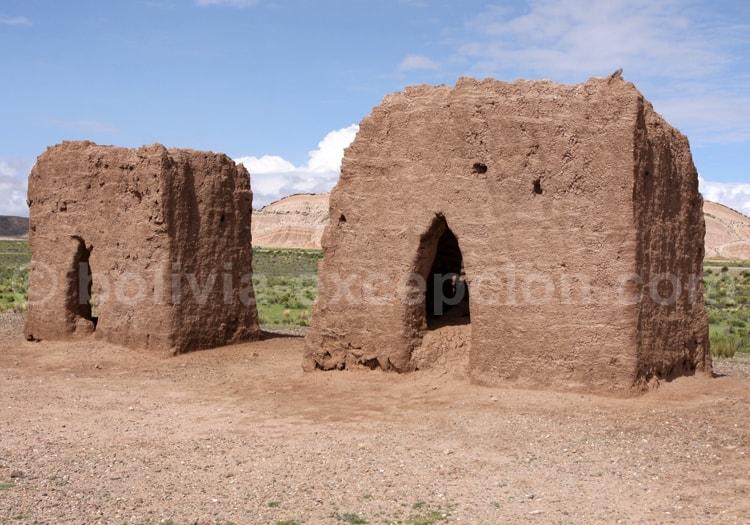 Monuments funéraire, Oruro