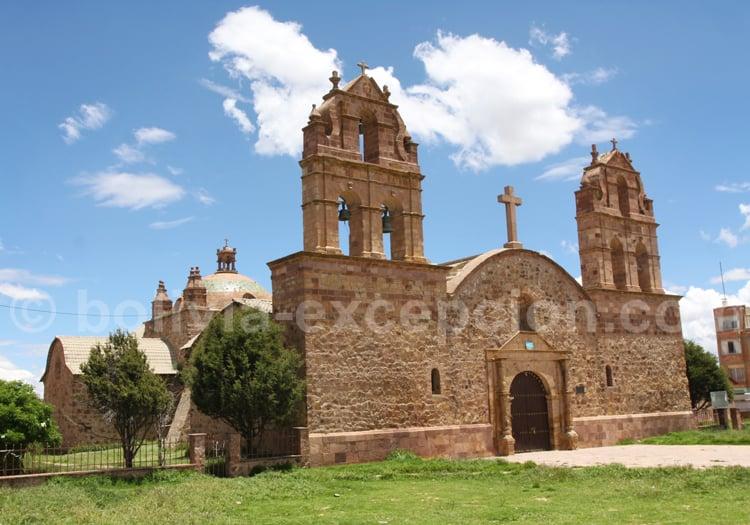 Eglise coloniale, Laja