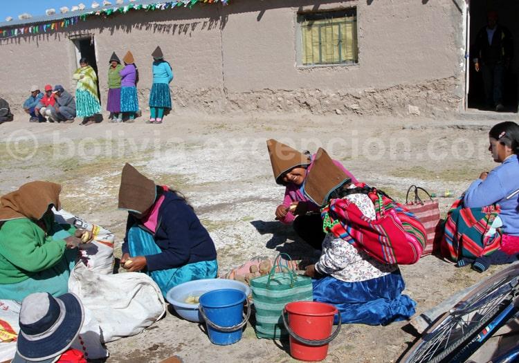 Uru-Chipaya, Bolivie