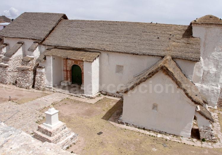 Chapelle Sixtine de l'Altiplano