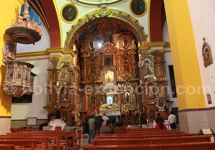Basilique Notre-Dame de Copacabana
