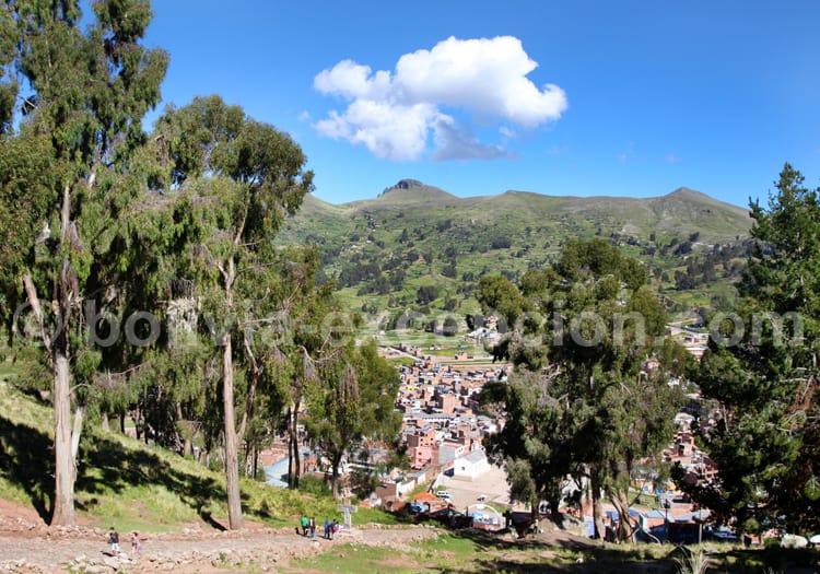 Cerro Calvario, Bolivia