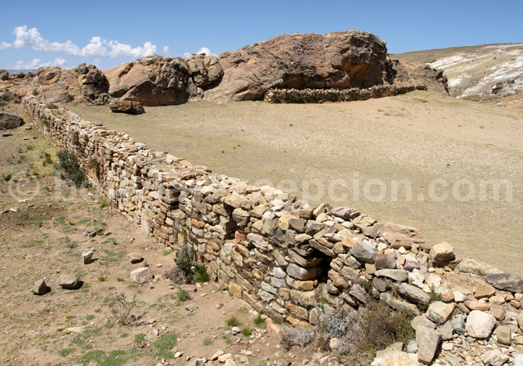 Site de Chincana, Bolivie