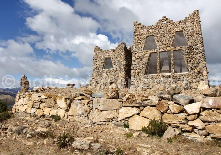 Construction Inca, Yumani