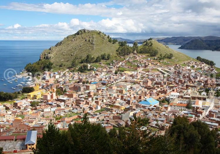 Ascension du Cerro Calvario