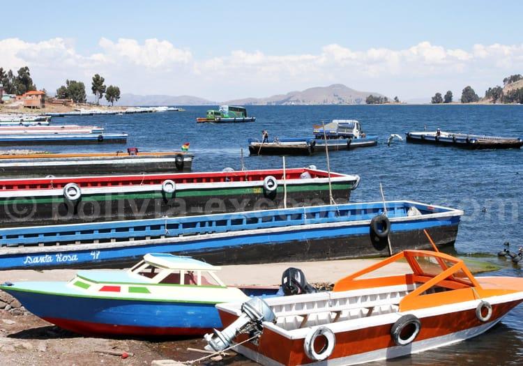 Port de Tiquina