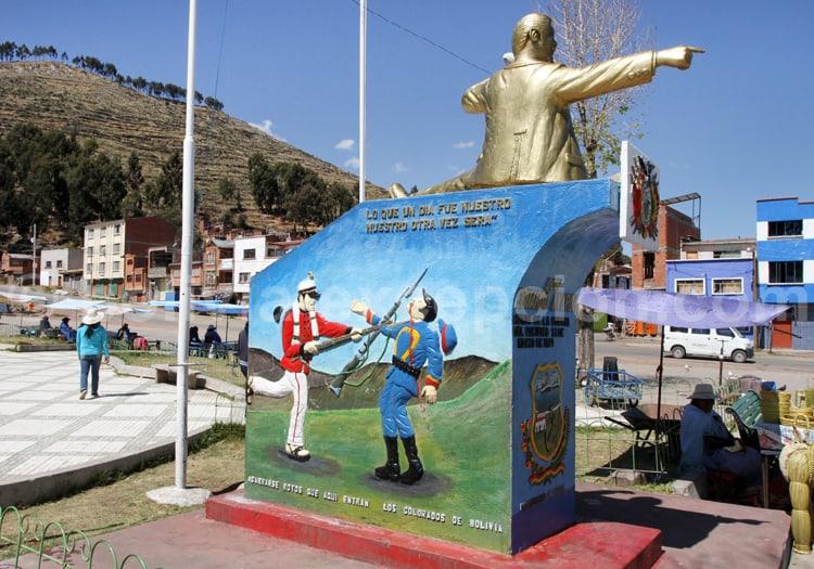 Histoire de la Bolivie
