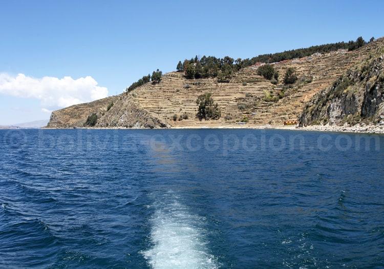 Traversée du Lac Titicaca
