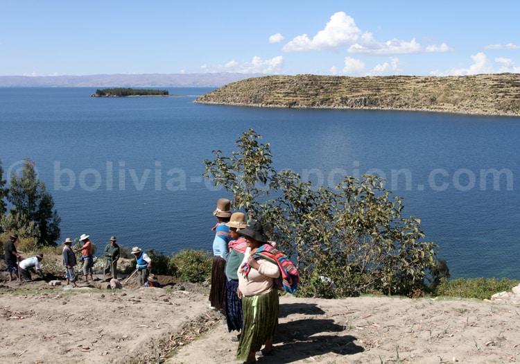 Communauté aymara, Isla del Sol