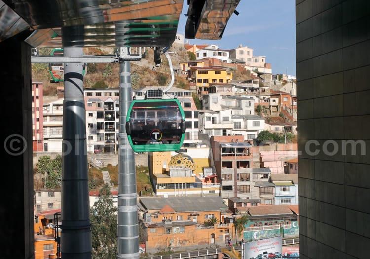 Se déplacer à La Paz