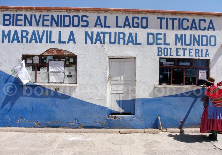 Séjour Lac Titicaca