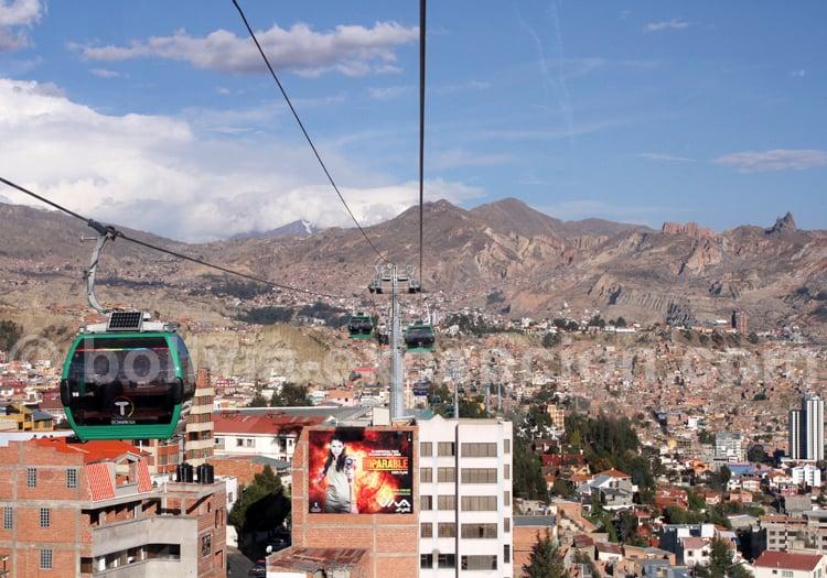 Agence de voyage spécialisée, Amérique du Sud
