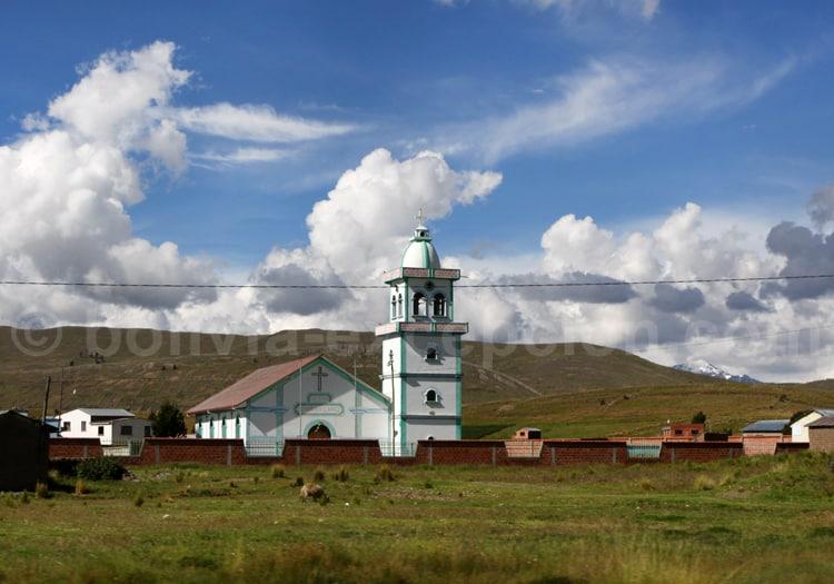 Eglise de Tiquina