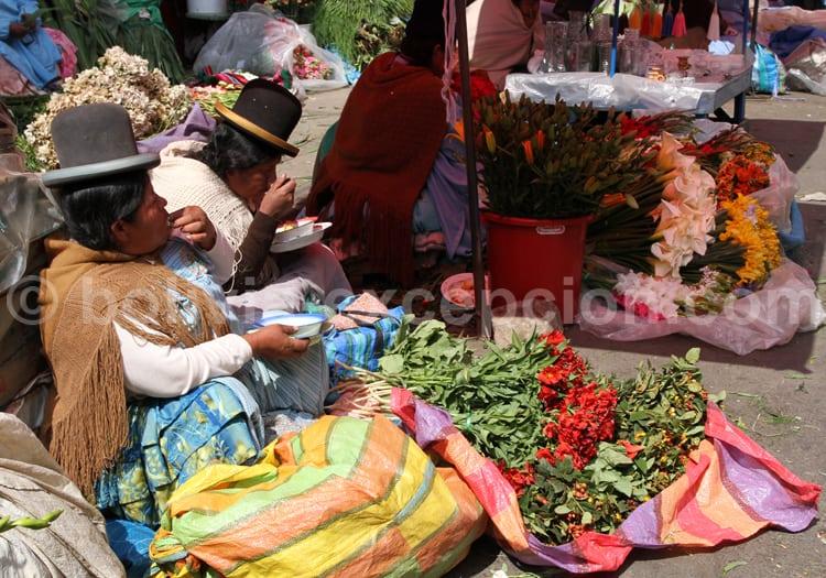 Cholas, Bolivie