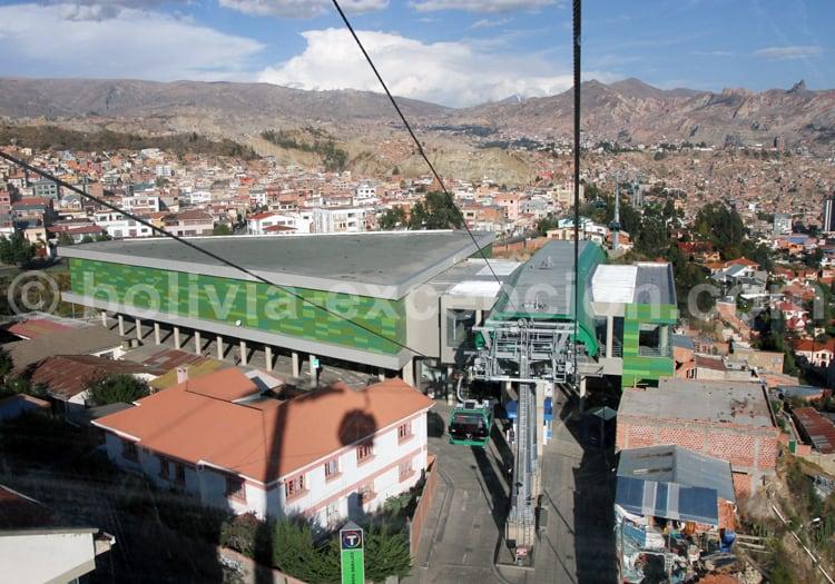 Circuit touristique, Bolivie