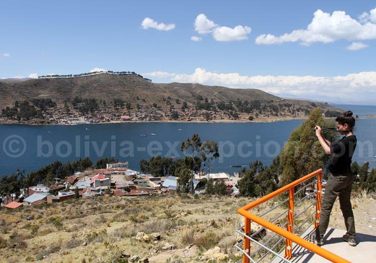 Tiquina, Lac Titicaca
