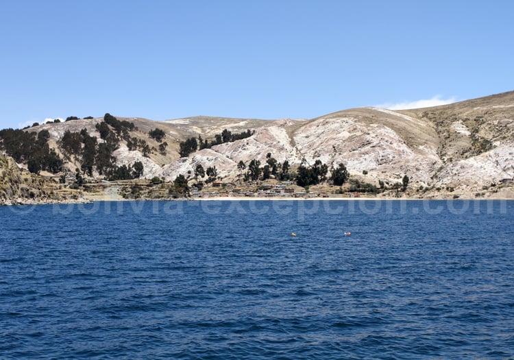 Isla de Sol, Lac Titicaca