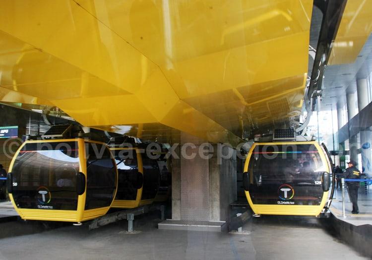 Transport publique, La Paz