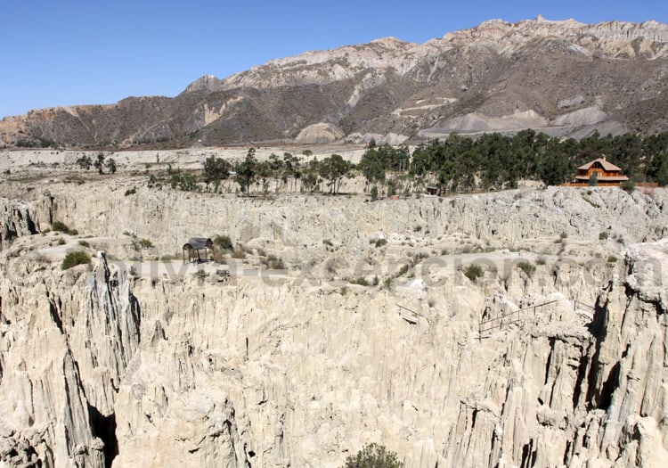 Valle de la luna, Bolivia