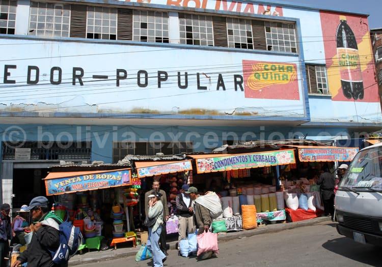 Rue Paredes, La Paz
