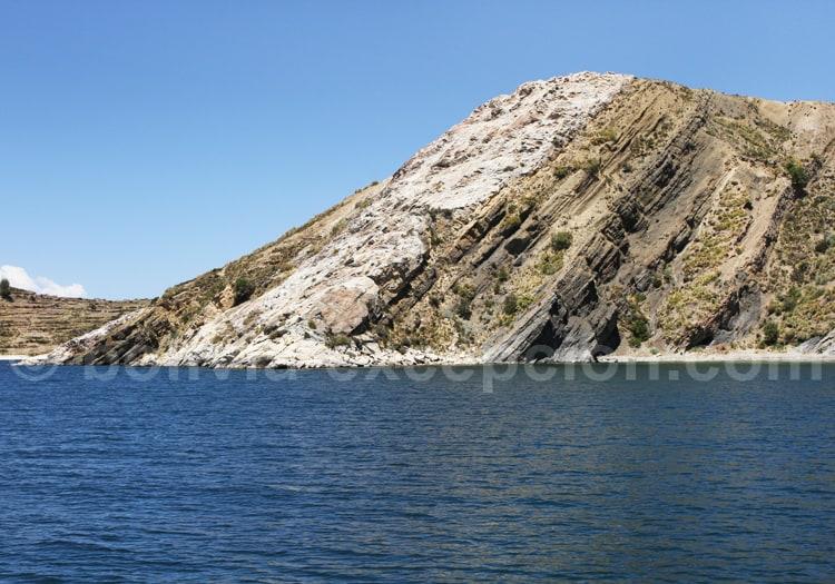 Ile du Soleil, Titicaca