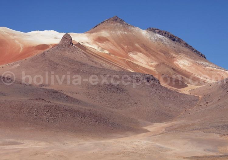 Formations géologiques, Sud Lipez