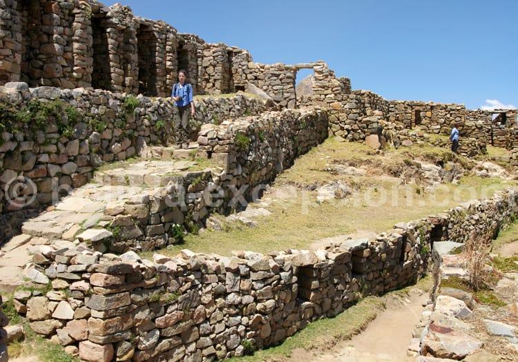 Isla del Sol, Lac Titicaca