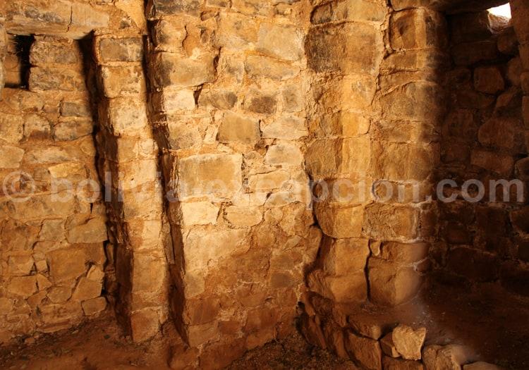 Site inca et tiwanakota