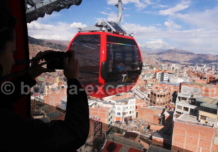 Agence de voyage en ligne, Bolivie