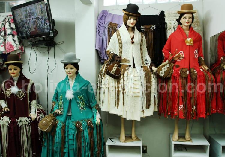 Folklore bolivien, La Paz