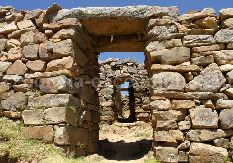 Monument inca de Chincana