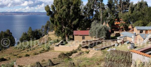 Combiné Pérou Bolivie