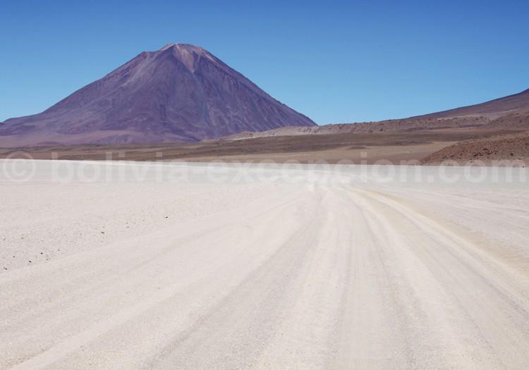 Circuit touristique en Bolivie