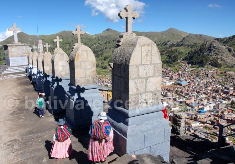 Lieu de pèlerinage dédié, Vierge de Copacabana