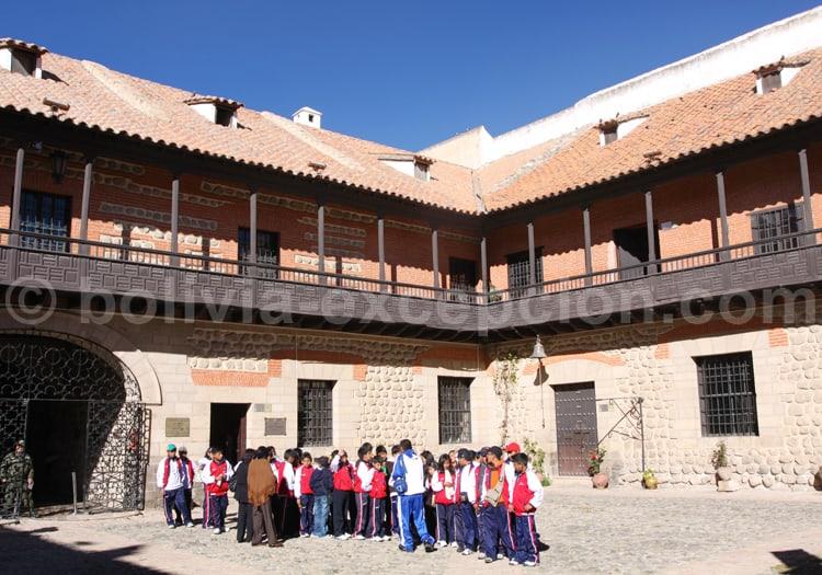 Casa de la Moneda, Potosi