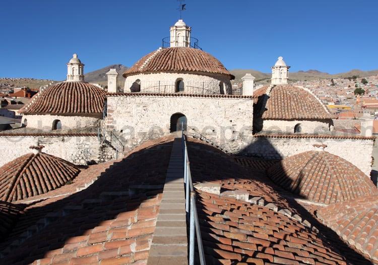 Convento de San Francisco, Potosi