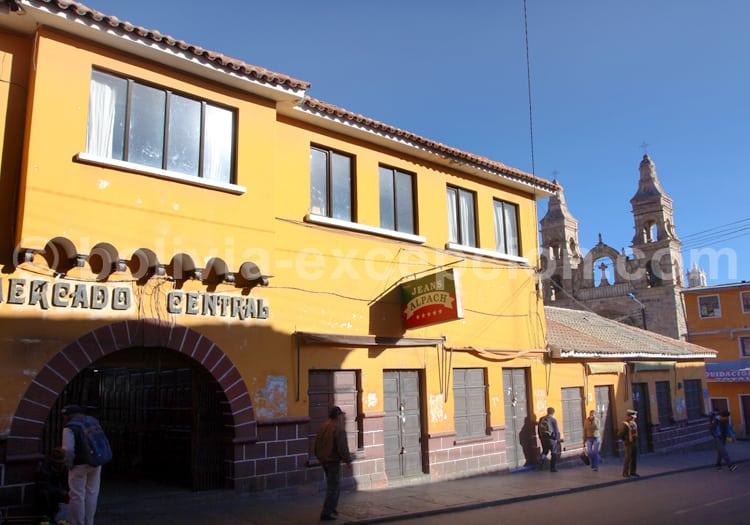 Mercado Central, Potosi