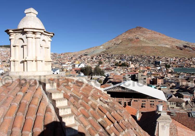 Montagne de Potosi, Cerro Rico