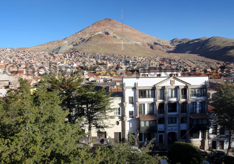 Mine de Potosi, Cerro Rico