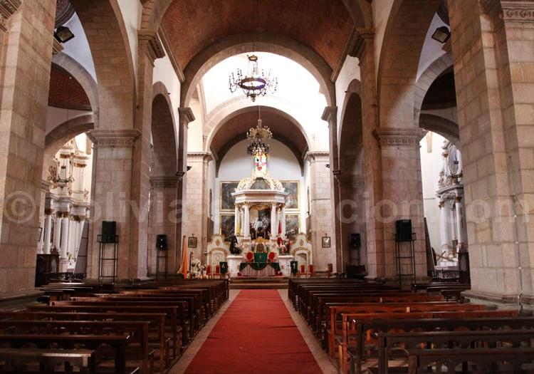 Eglise coloniale, Potosi, 1547