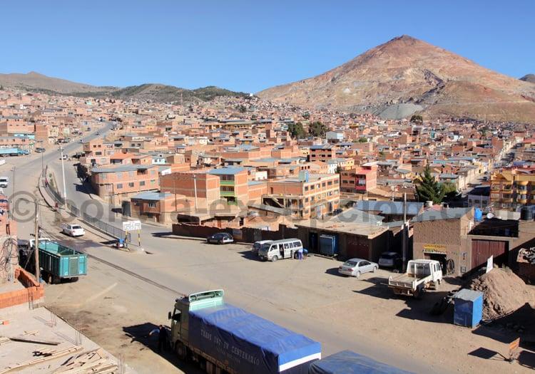 Potosi, ville minière