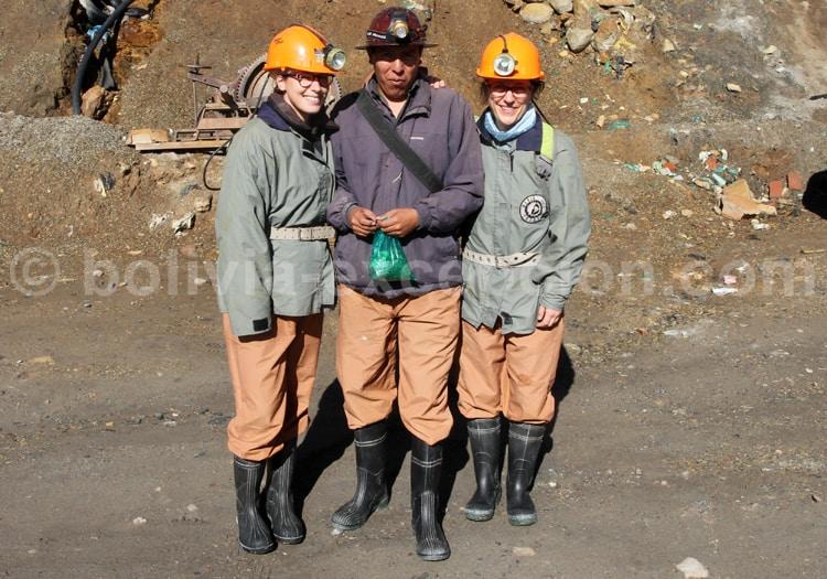 Visite de la mine, Cerro Rico