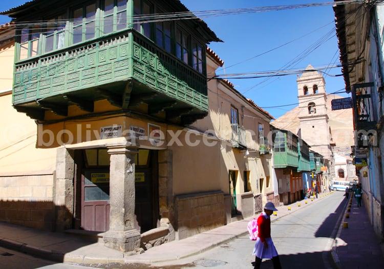 Histoire de Potosi, Bolivie