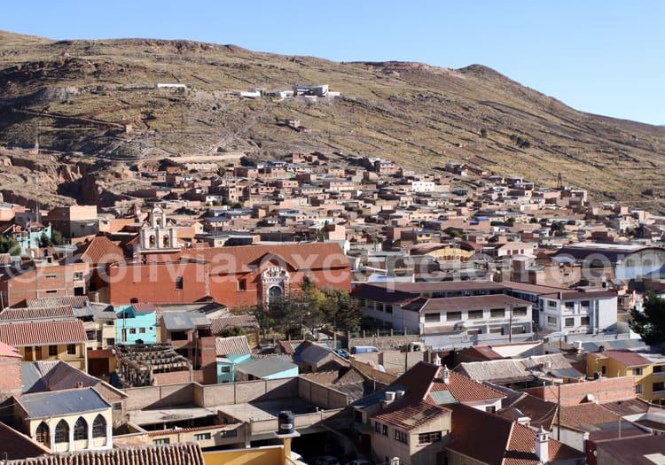 Ville minière de Potosi