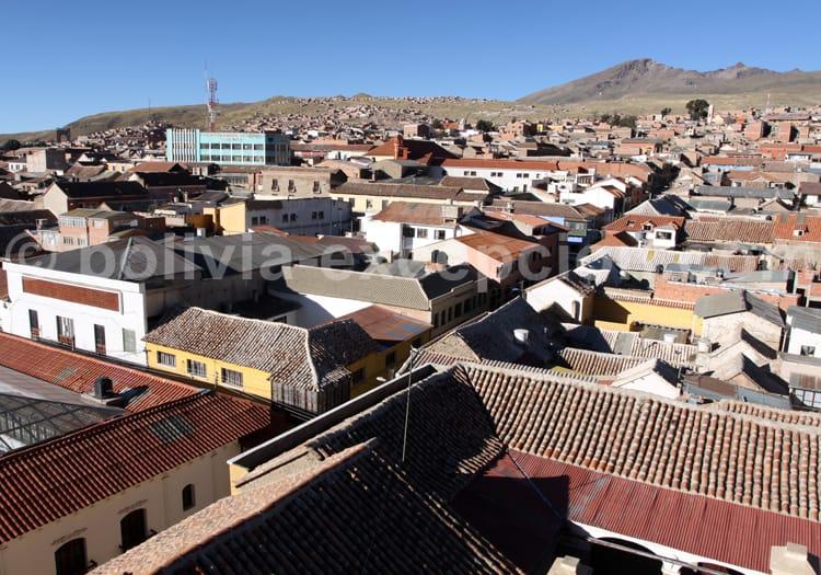 Ciudad de Potosi, Bolivia