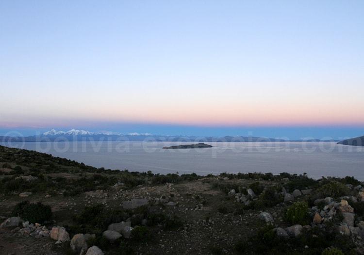 Ile de la Lune, Lac Titicaca