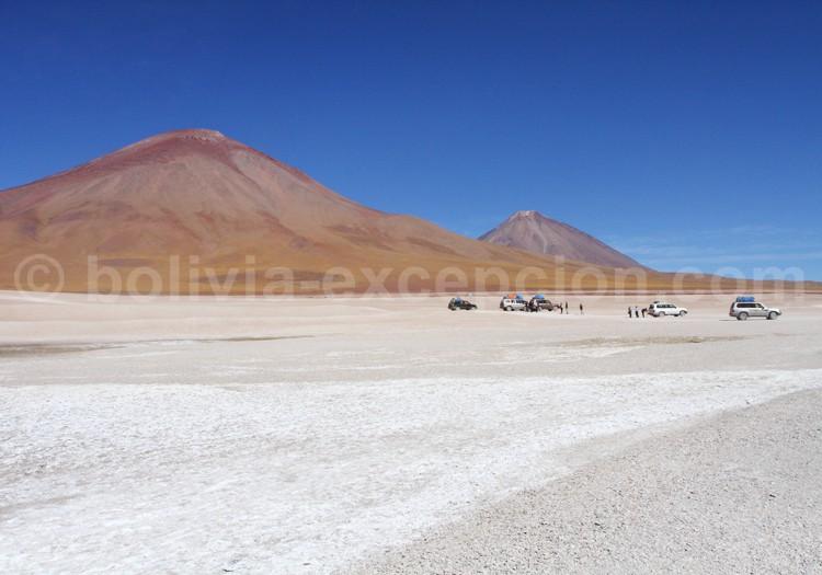 Route des joyaux, Bolivie
