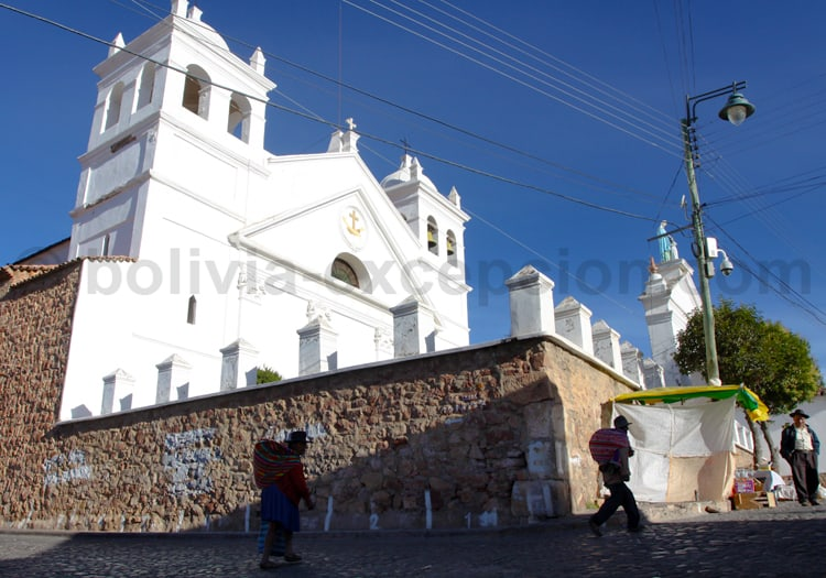 Museo de la Recoleta, Sucre